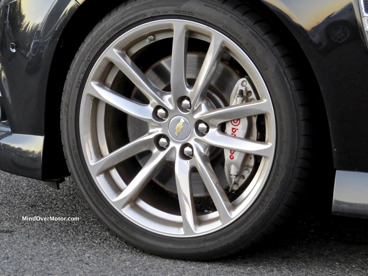 2014 Chevrolet SS Rim