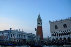 Campanile di San Marco. Venice. Italy