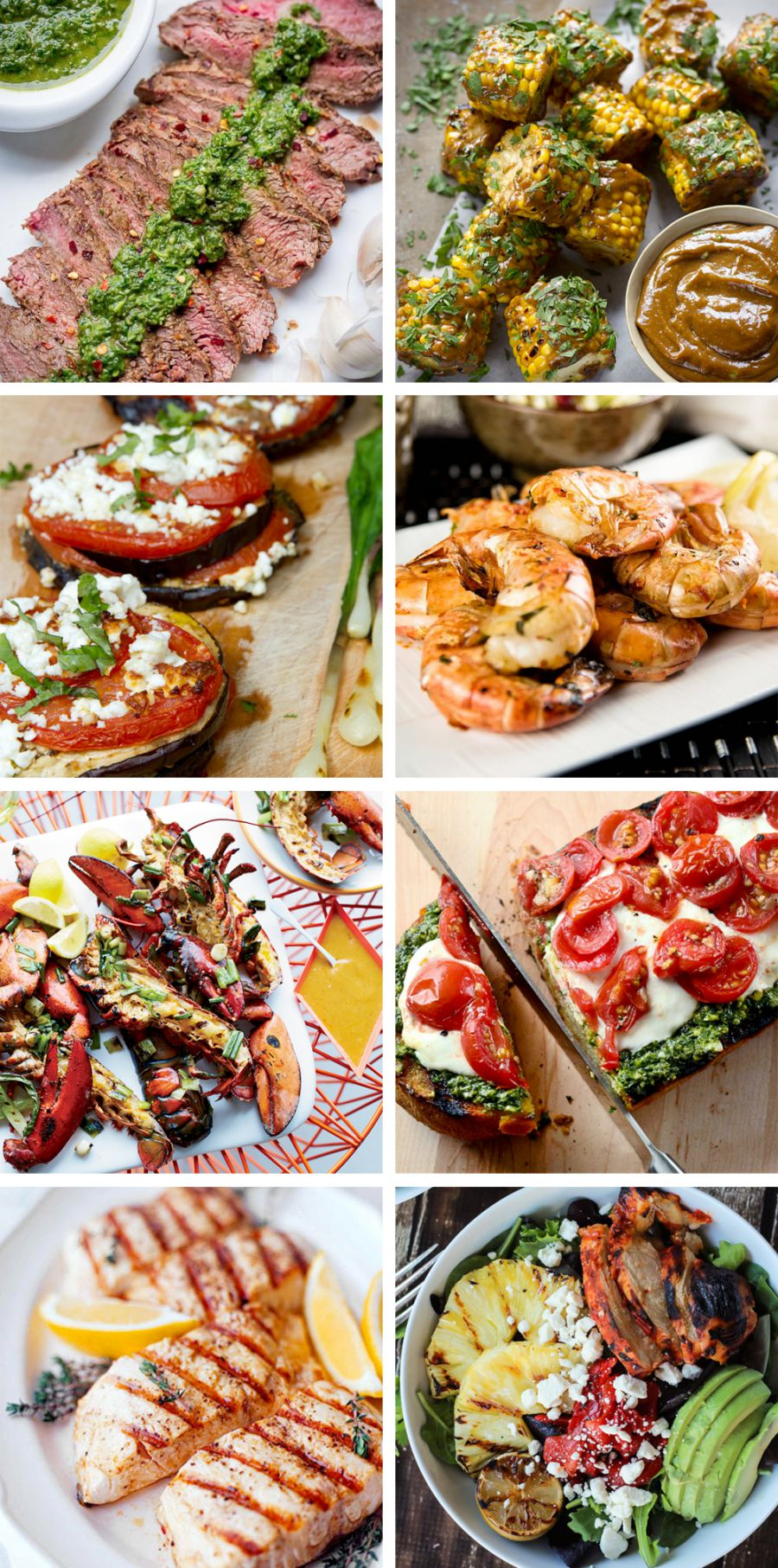 Easy Grilled Recipes