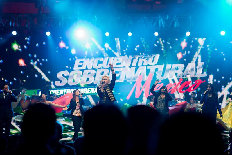 Encuentro Sobrenatural Mexico 2016: Sesion 2