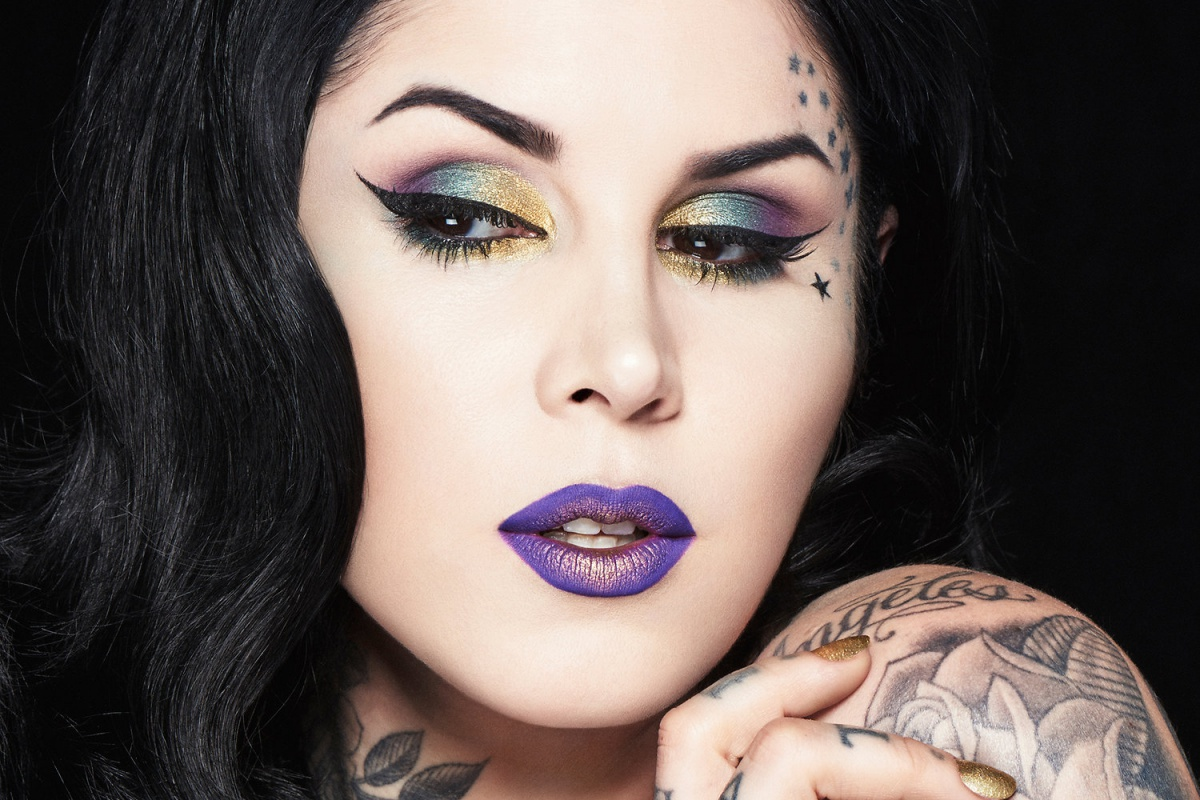 Kat Von D Lock-It Concealer Creme, Setting Powder, and Brushes for Fall 2016