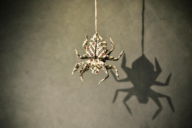 Origami Spider - Phạm Đình Tuyển