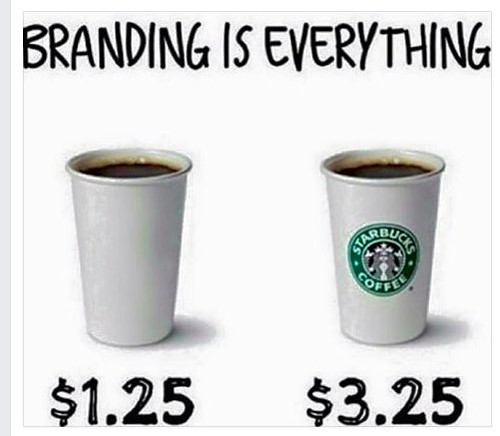Branding is everything