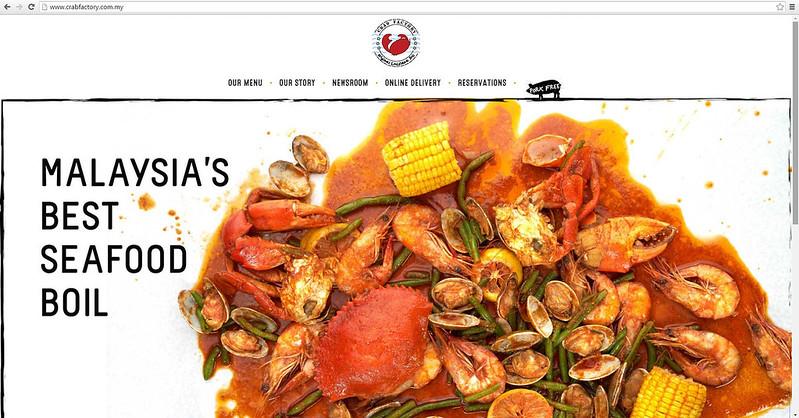 crab factory website