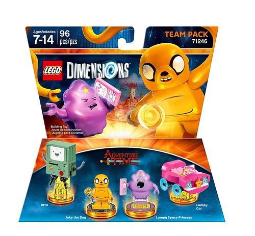 LEGO Dimensions 71246 Box