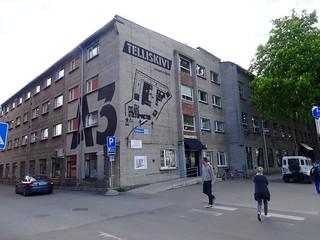 Telliskivi - hip en happening Tallinn!