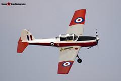 G-BWUT WZ879 X - C1 0918 - Private - De Havilland Canada DHC-1 Chipmunk 22 - Duxford - 071014 - Steven Gray - IMG_1679