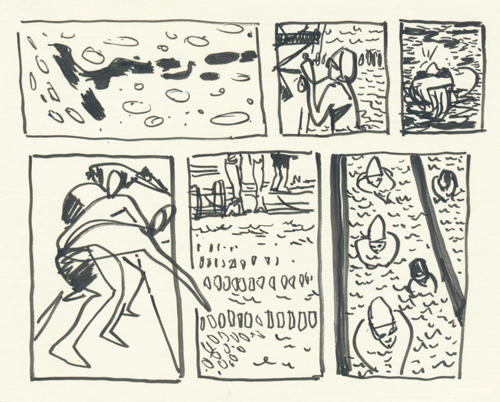 Sketchbook #98: Summer Time