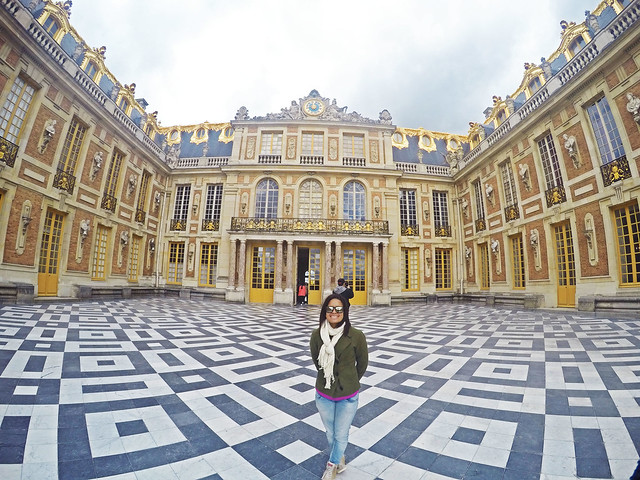 Palácio de Versalhes