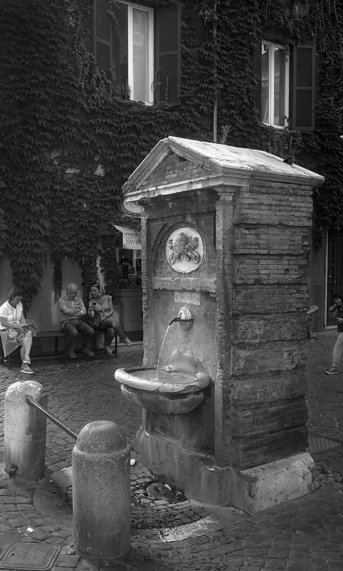 Rome Borgo Pio