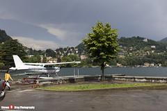 I-BISB - 17275014 - Aero Club Como - Cessna 172P Skyhawk II - Lake Como, Italy - 160625 - Steven Gray - IMG_6398