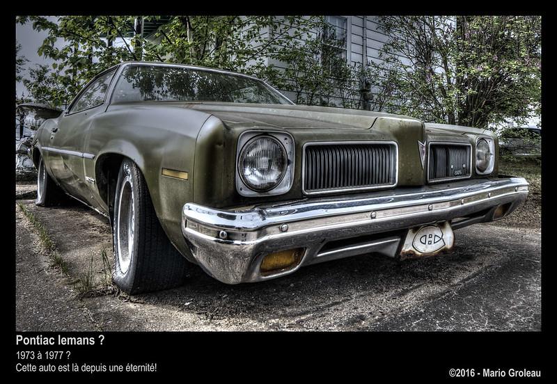 Pontiac lemans ?