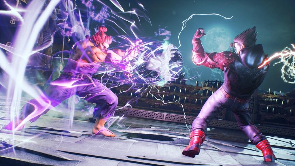 Tekken 7, PS4