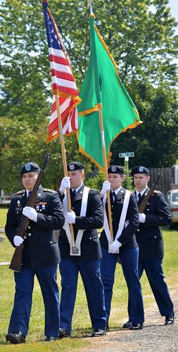 Memorial Day Celebration EWU ROTC