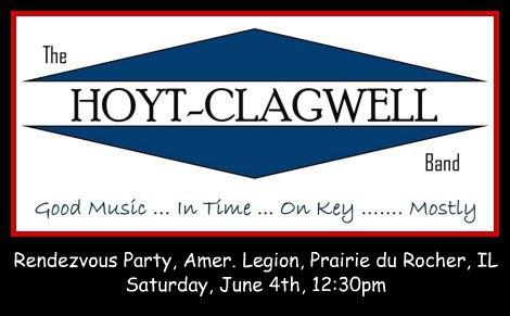 Hoyt-Clagwell Band 6-4-16