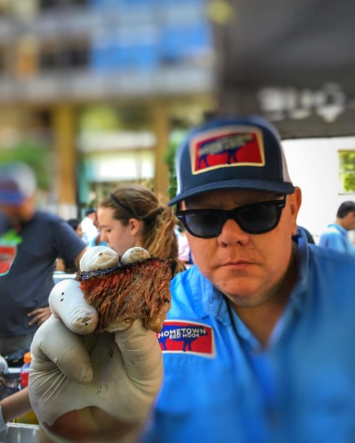 Big apple Barbecue 2016 Day 2
