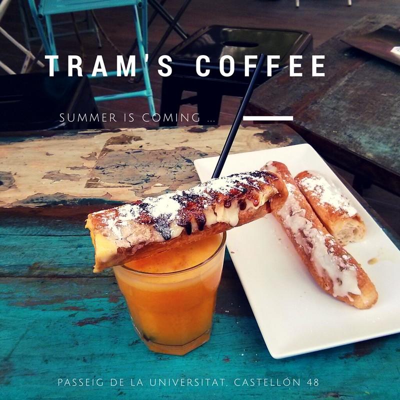 tram's coffee