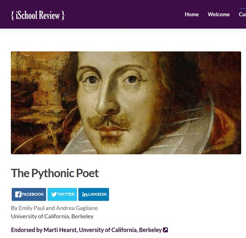 pythonic poet
