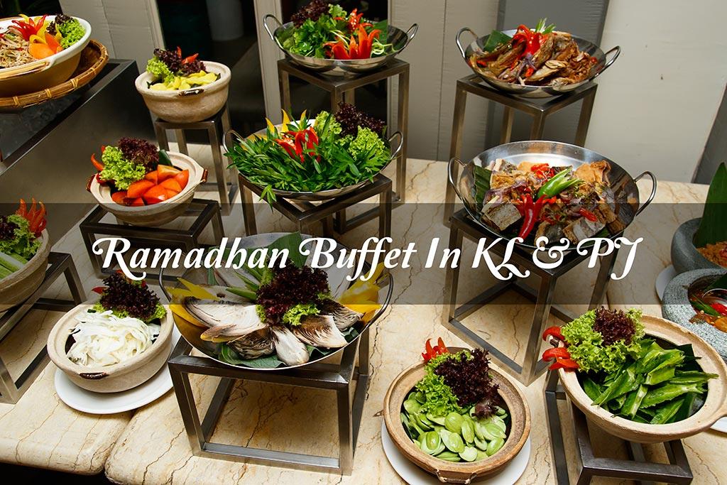 ramadhan buffet 2016 kl pj