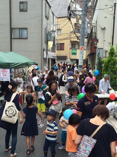 新橋フェスティバル 2016.6
