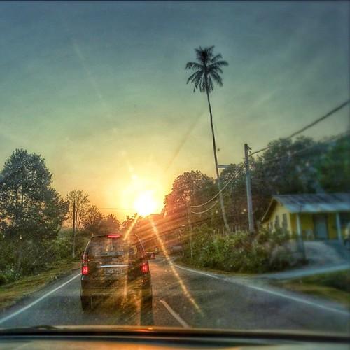 Kuala Pilah Malaysia  city pictures gallery : Golden hour. Kuala Pilah, Malaysia. | Phalinn Ooi | Flickr