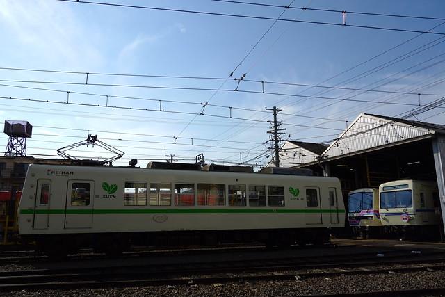 2016/05 叡山電車×NEW GAME! 2016アニメ版ラッピング車両 #08