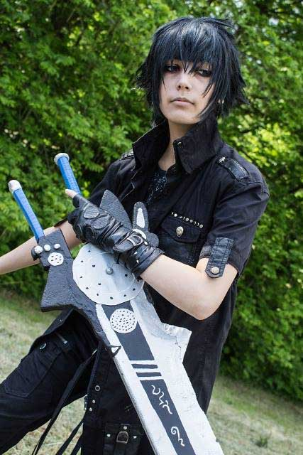 Final Fantasy XV Noctis Cosplay