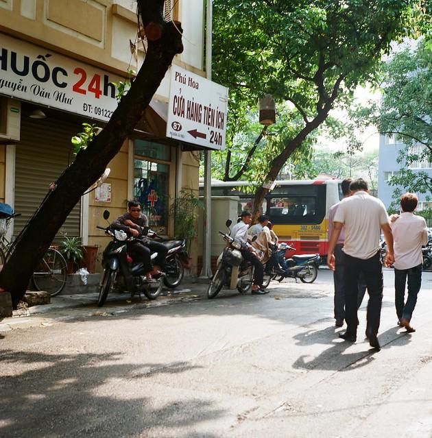 Hanoi - random 5