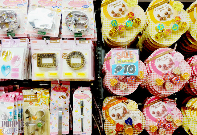Daiso Sale up to P10