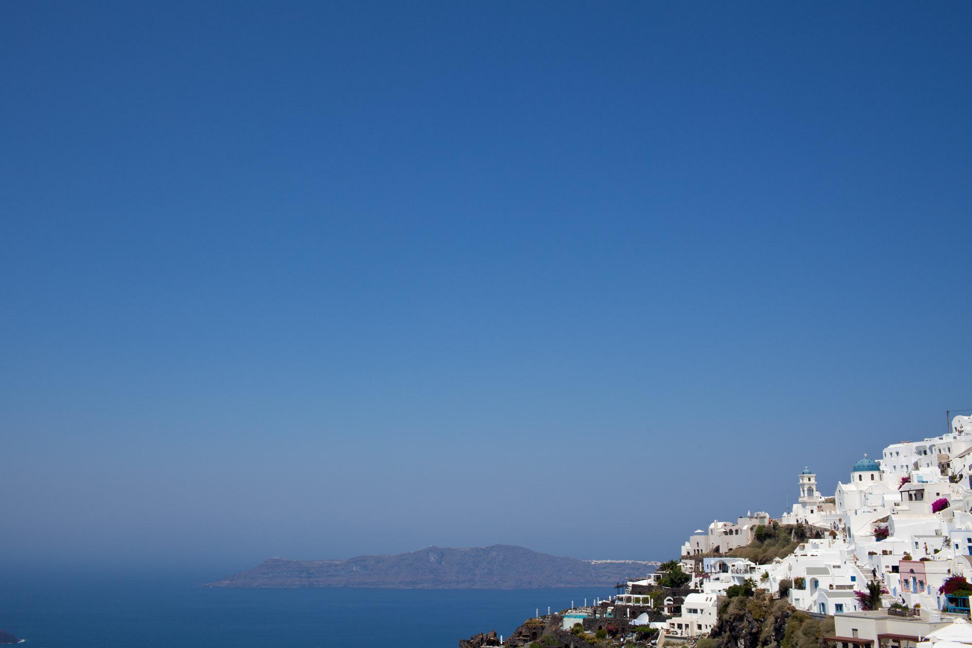 9 tips voor de perfecte vakantiefoto - rechte horizon