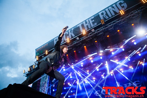Europe @ Rock the Ring - Hinwil - Zurich