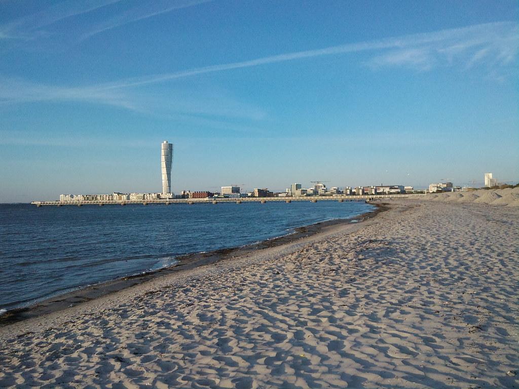 Ribersborg Beach Malmo