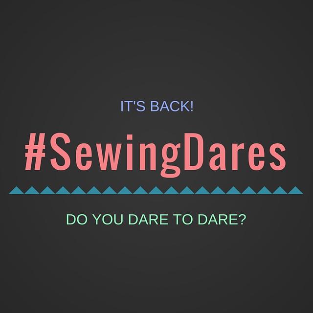 #SewingDares
