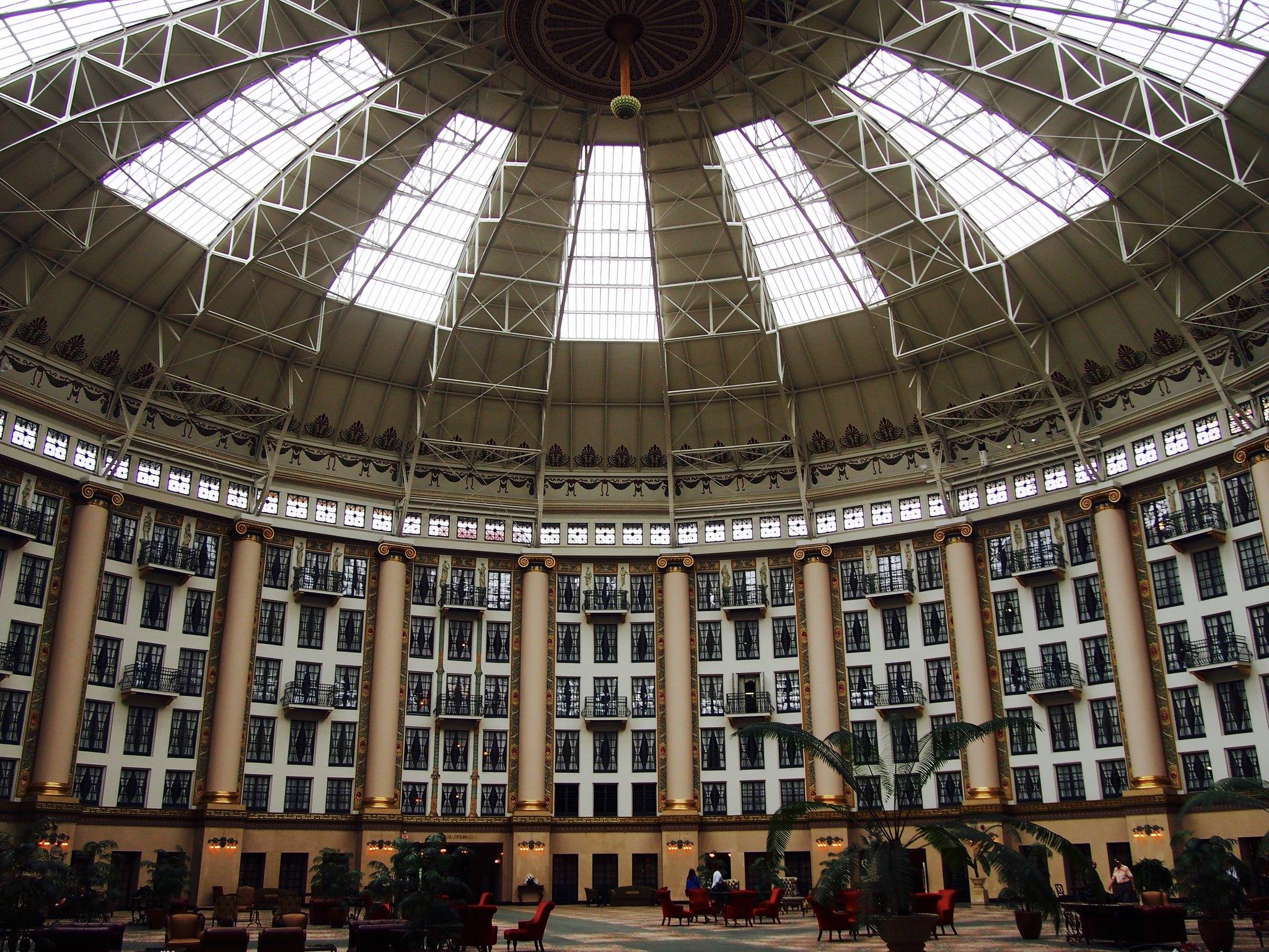 West Baden lobby