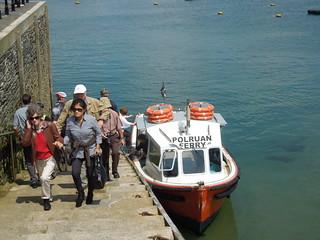 16 06 07 Day 30 (20) Fowey to Polruan Ferry