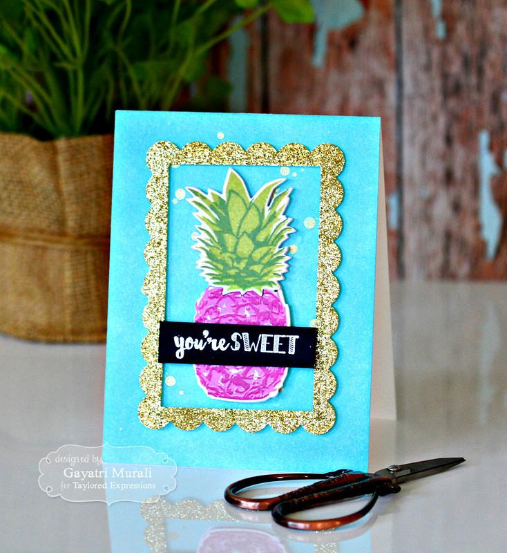 You're Sweet card by Gayatri Murali