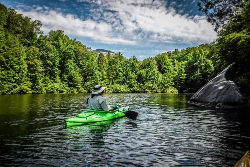 Lake Oolenoy Kayaking-15