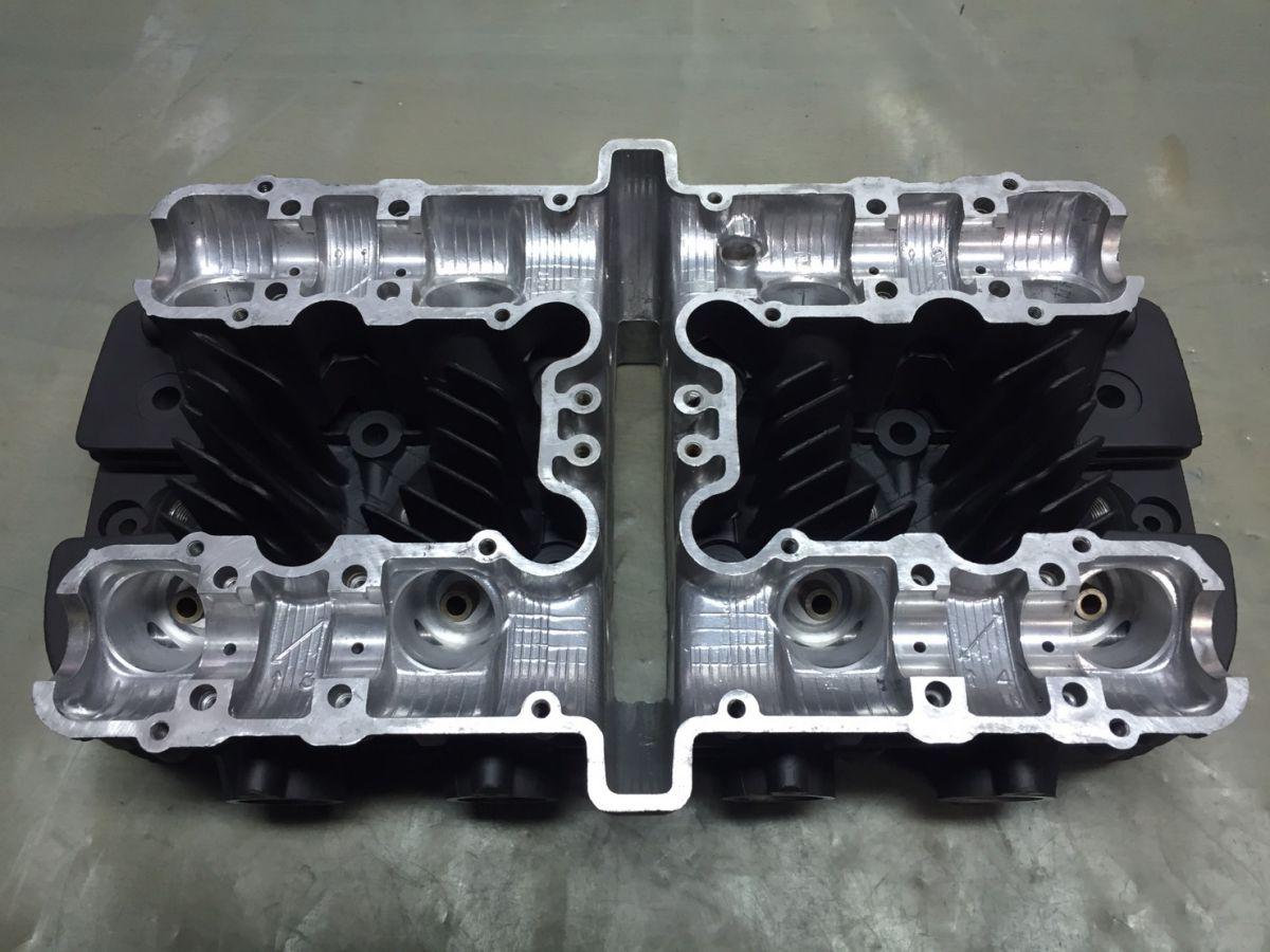 Kawasaki Z1 エンジン セラコート