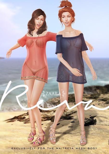 Zaara : Reva & Sachi for C88