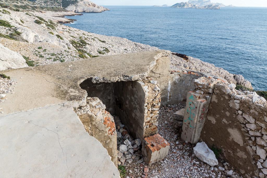 Mar 184, MKB 6./611, Croisette Fort Napoléon (Marseille, 13) - Page 8 16440673886_3e0be4d6c9_b