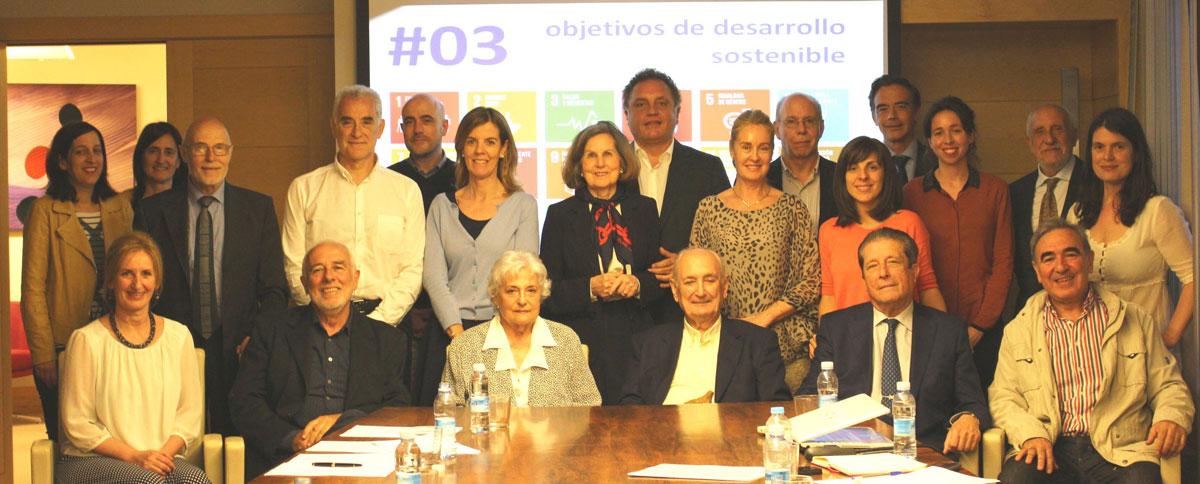 via UNESCO etxea_25 aniversario_País Vasco_consejo socios de honor_