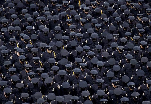 Graduación Policías NY, 2016