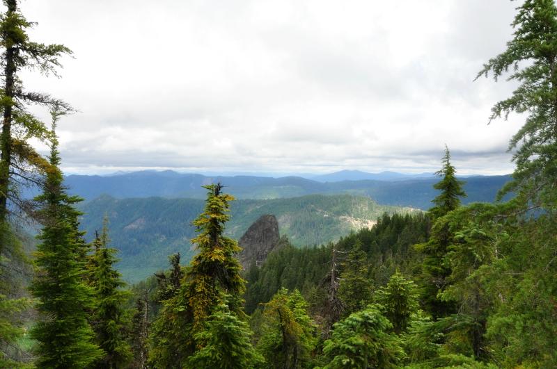 Triangulation Peak Hike 7 @ Mt. Hope Chronicles