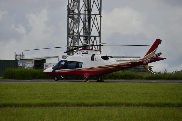 G-IVJM Agusta A109E Power