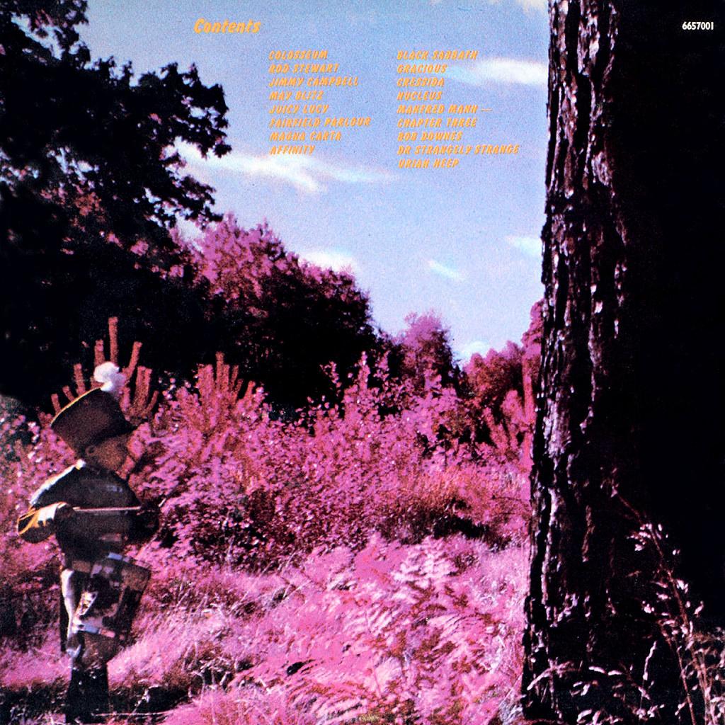 Various Artists - The Vertigo Annual 1970