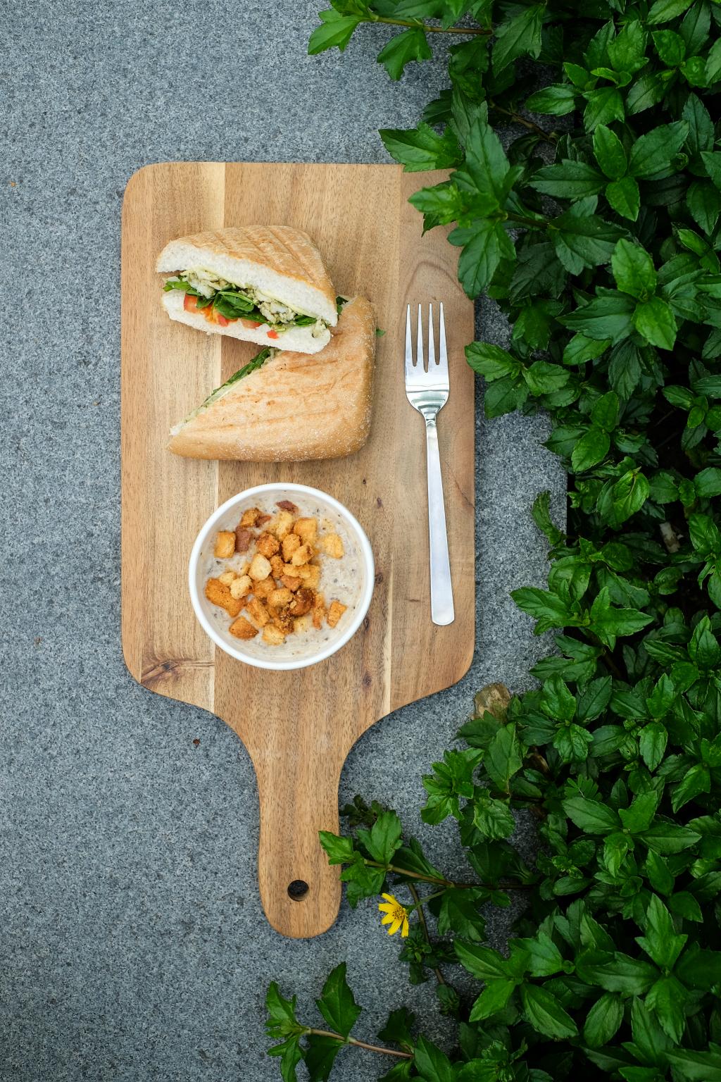 McCafé- Sandwich