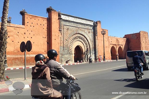 marrakech onde fica