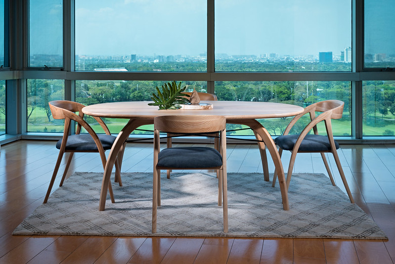 Embla Dining Set- Lifestyle Shot