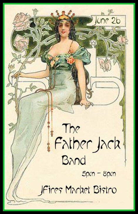 Father Jack Band 6-26-16