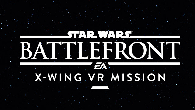 Star Wars Battlefront X-Wing for PS VR